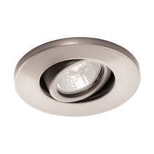 WAC US HR-D327-BK - One Light Black Directional Recessed Light
