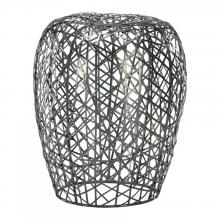 Cyan Designs 02448 - Open Grid Stool