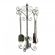 Cyan Designs 04093 - Coastal Fireplace Tools