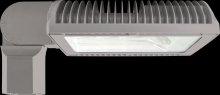 RAB Lighting ALED4T150SFNRG/PCS2 - ALED150 TYPE IV W/ SLIPFITTER NEUTRAL LED + 277V PCS RD GRAY