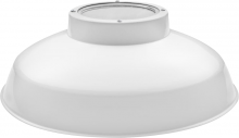 RAB Lighting RV100ST - DOME REFLECTOR WHITE VP 100 SERIES
