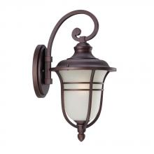 Acclaim Lighting 3672ABZ - Montclair Collection Wall-Mount 1-Light Outdoor Architectural Bronze Light Fixture
