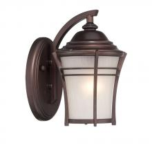 Acclaim Lighting 39612ABZ - Vero Collection Wall Lantern 1-Light Outdoor Architectural Bronze Light Fixture