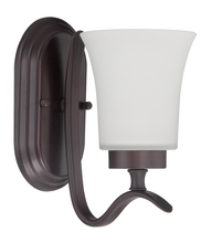 Jeremiah 38301-ABZ - Northlake 1 Light Wall Sconce in Aged Bronze Brushed