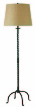 Kenroy International 32183BRZ - Knox Floor Lamp