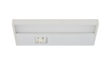 Elegant UCL806WH - LED UNDER CABINET LIGHTS, 2700K/3000K/4000K, 106�, CRI90, ETL, 6W, 40W EQUIVALENT, 50000HRS, LM450,