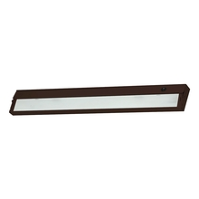 ELK Lighting ZL335RSF - ZeeLine 4 Lamp Xenon Cabinet Light In Bronze Wit