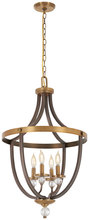 Minka-Lavery 4734-113 - 4 Light Pendant