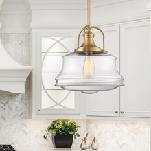 Savoy House 7-5012-1-322 - Garvey 1 Light Pendant