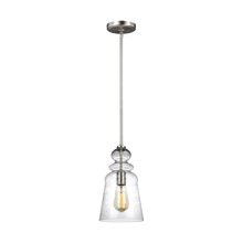 Generation Lighting - Seagull 6536901-962 - One Light Pendant