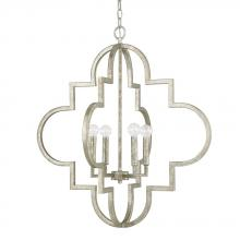 Capital 4542AS - 4 Light Pendant