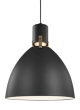 Generation Lighting - Feiss P1442MB-L1 - 1 - Light LED Pendant